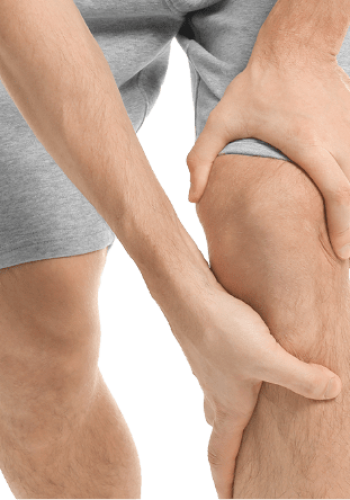 knee injure that requires physiotherapy